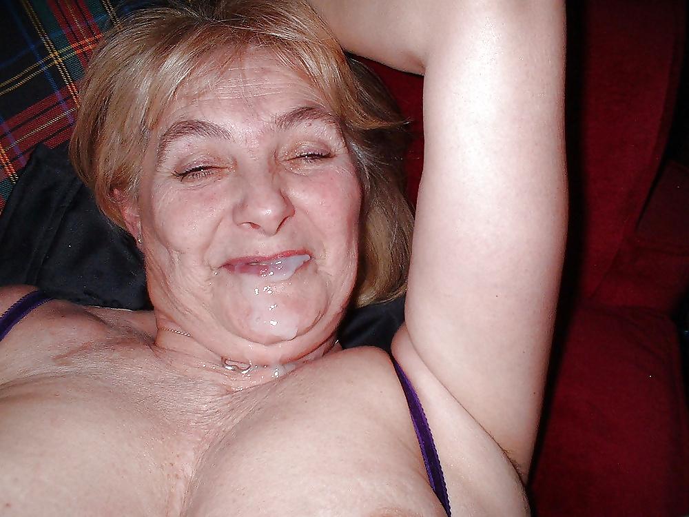 Бабка Подавилась Спермой