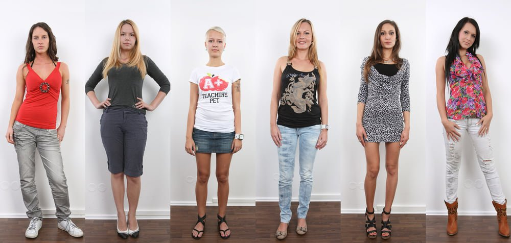 The Matures Pics: Czech hookers six in one