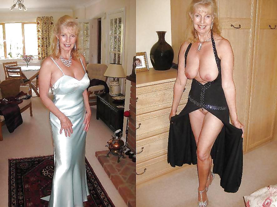 Big tits in sheer teddies