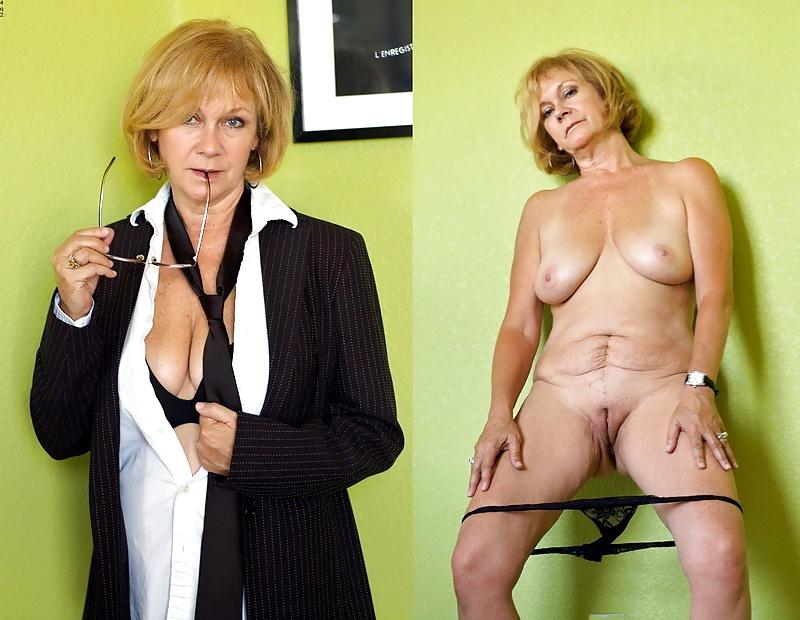 Фото красивых пожилых женщин без одежды