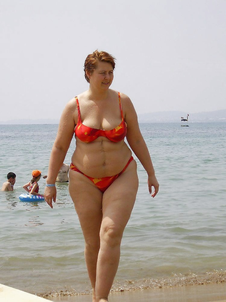 Bbw bikini galleries