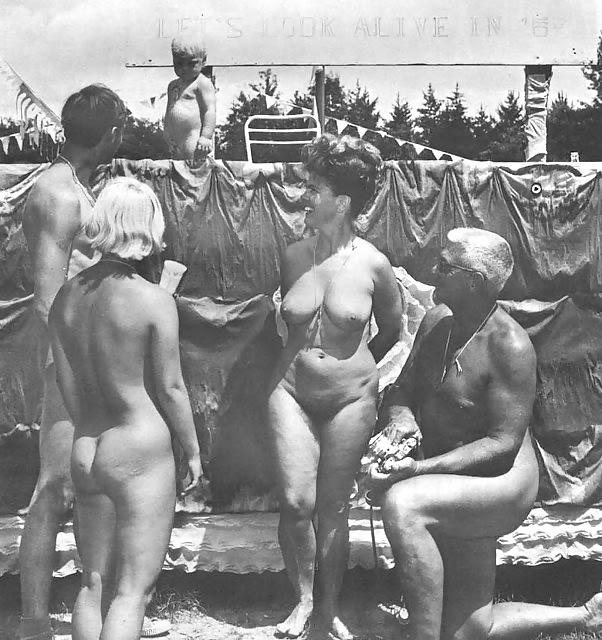 classic nudist colony pics
