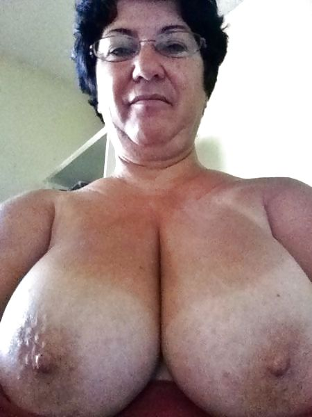 Mature huge natural tits from russia amateur 2