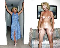 Dressed - Undressed - vol 42! ( Grannies Special! )