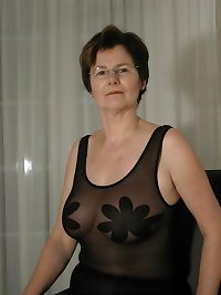 Busty Mature German Wife Beatrix